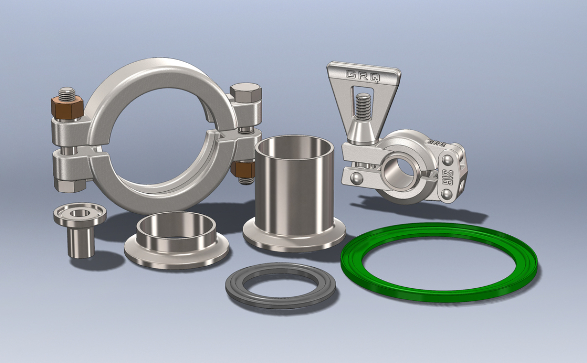 Stainless steel fittings experts