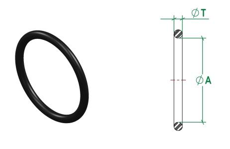 DIN11853-2 O-Ring DIN11864-2 Seal