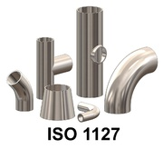 ISO 1127 Bends, Tees, Reducers