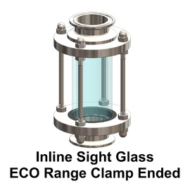 FVFI Clamp Ended Sightglass