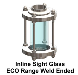 FVFI Weld Ended Sightglass